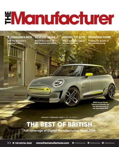 The Manufacturer January/February 2020