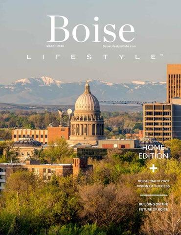 Boise Lifestyle 2020-03