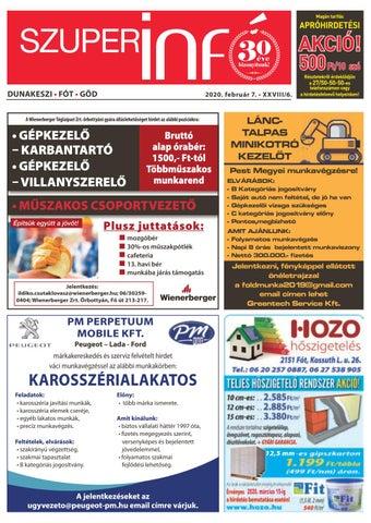 Dunakeszi 2020.02.07
