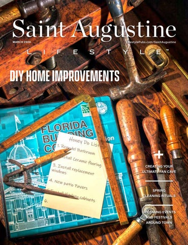Saint Augustine Lifestyle 2020-03