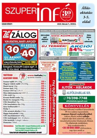 Szeged 2020.02.07