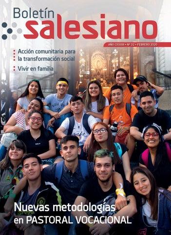 Boletín Salesiano, febrero 2020