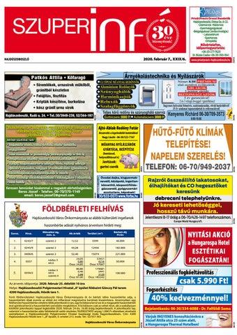 Hajduszoboszlo 2020.02.07
