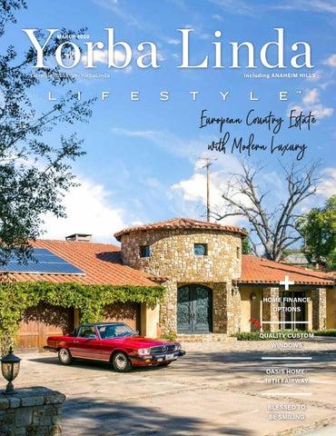Yorba Linda Lifestyle 2020-03