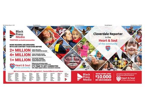 February 12, 2020 Cloverdale Reporter