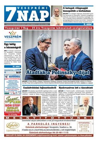 Veszprémi 7 Nap - 2020. 02. 13.