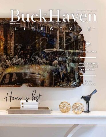 BuckHaven Lifestyle 2020-03