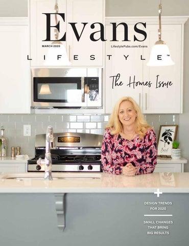 Evans Lifestyle 2020-03