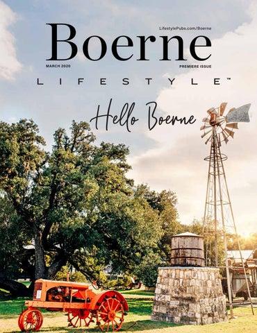 Boerne Lifestyle 2020-03