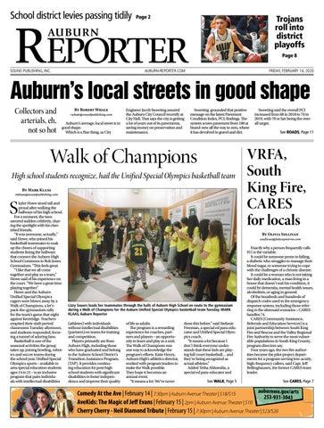 Print Editions | Auburn Reporter