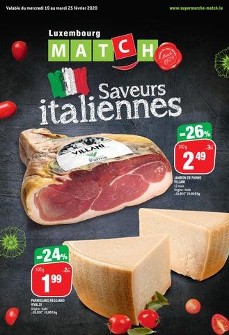 Saveurs italiennes