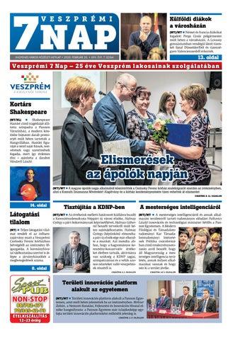 Veszprémi 7 Nap - 2020. 02. 20.