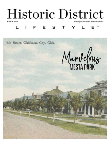 Historic District Lifestyle 2020-03
