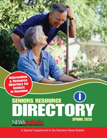 Nanaimo Seniors Resource Spring 2020