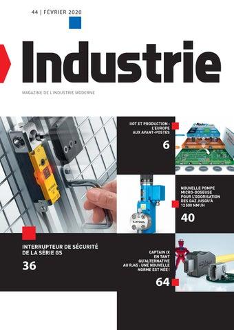 Industrie | 44 - Février 2020