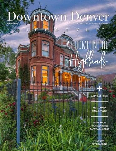 Downtown Denver Lifestyle 2020-03