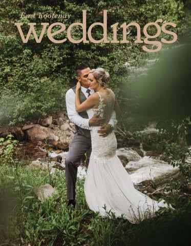 East Kootenay Wedding Guide 2020