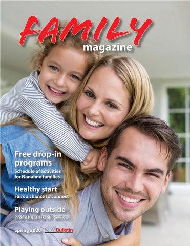 Nanaimo Family Magazine Spring 2020