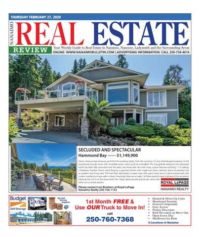 February 27, 2020 Nanaimo News Bulletin