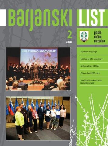 Barjanski list februar 2020