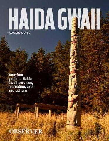 February 28, 2020 Haida Gwaii Observer