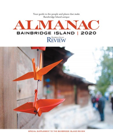 February 28, 2020 Bainbridge Island Review