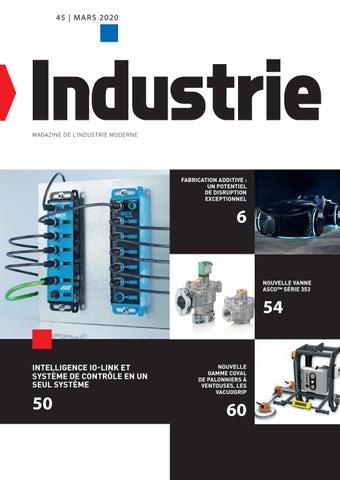 Industrie | 45 - Mars 2020