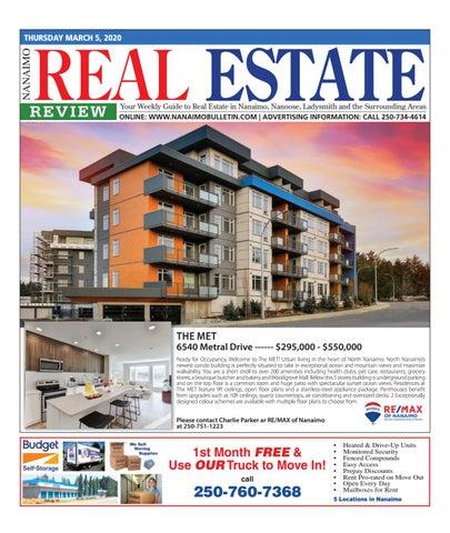March 05, 2020 Nanaimo News Bulletin