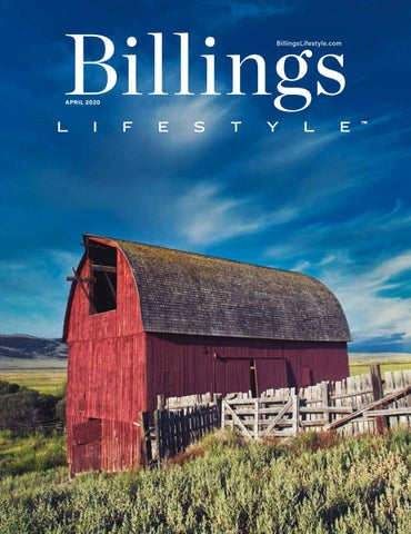 Billings Lifestyle 2020-04