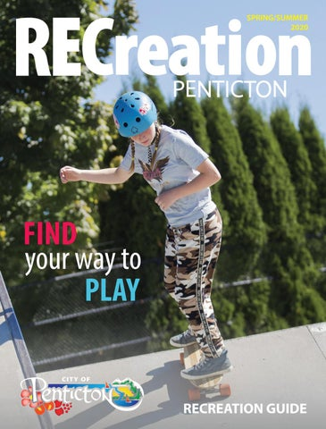 Penticton Western News Recreation Guide