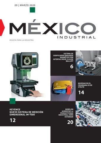 México Industrial | 09 - Marzo 2020