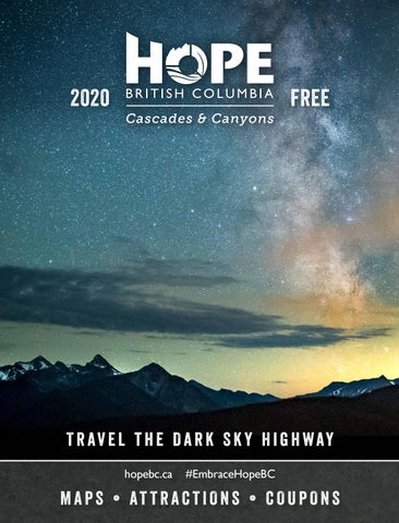 Hope Visitor Guide 2020