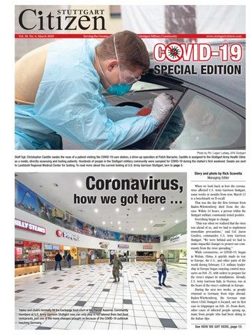 The Citizen - COVID-19 Edition - March 2020