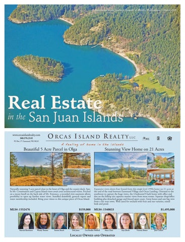 March 2020 Real Estate Guide