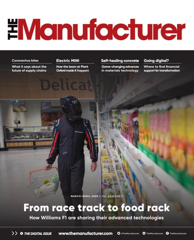 The Manufacturer March/April 2020