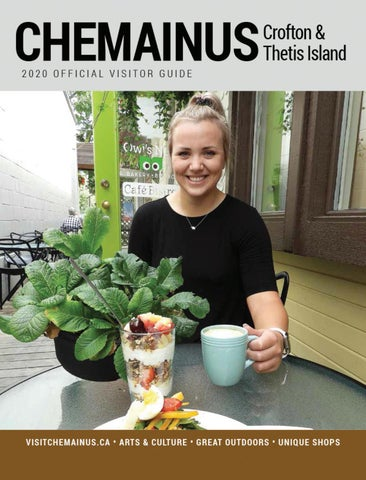 Chemainus Visitor Guide 2020
