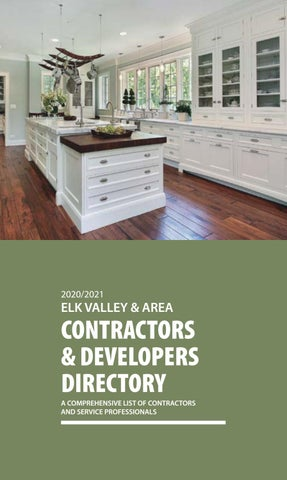 Elk Valley Area Contractors Directory