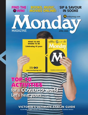 Monday Magazine, March 26, 2020