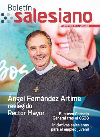 Boletín Salesiano, abril de 2020