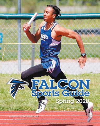 Falcons Spring Sports 2020