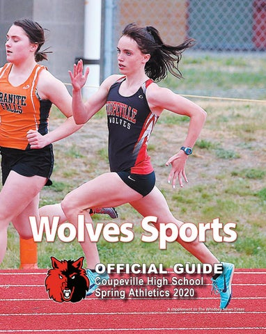 Wolves Spring Sports 2020