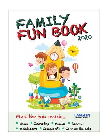 Family Fun Book 2020