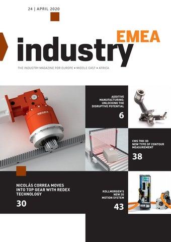 Industry EMEA | 24 - April 2020