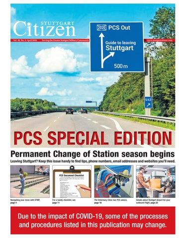 The Citizen - PCS Special Edition - April 2020
