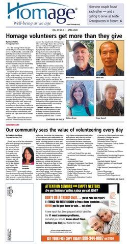 April 15, 2020 Everett Daily Herald