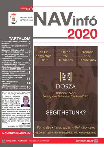 NAVInfo2020