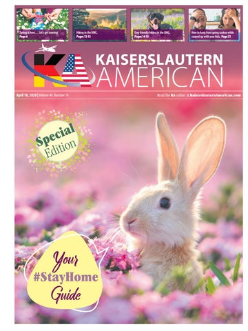 Kaiserslautern American - April 10, 2020
