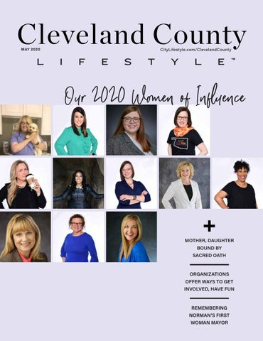 Cleveland County Lifestyle 2020-05