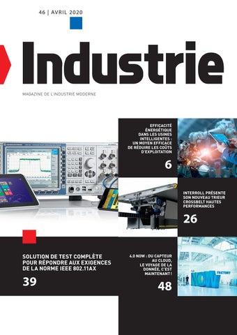 Industrie | 46 - Avril 2020