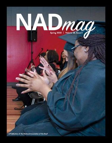 NADmag Spring 2018